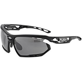 Rudy Project Fotonyk Glasses Matte Black-Bumpers Black/Polar 3FX Grey Laser
